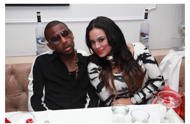 FABOLOUS AND EMILY B AT COACHELLA (VIDEO)