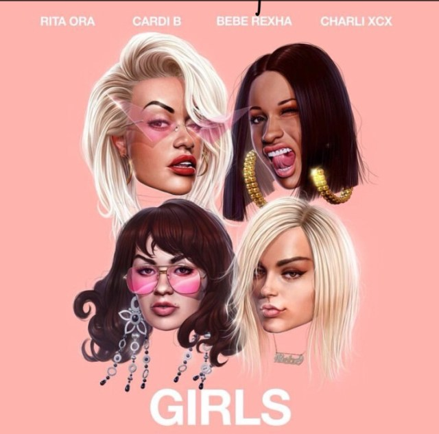 Charli XCX ft. Rita Ora, Cardi B & Bebe Rexha - Girls mp3 download