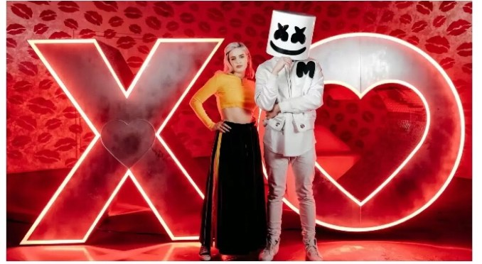 Marshmello - Friends ft. Annie-marie mp3 download