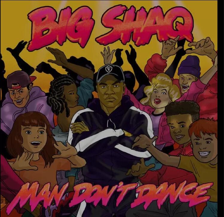 Big Shaq - Man Don't Dance mp3 download