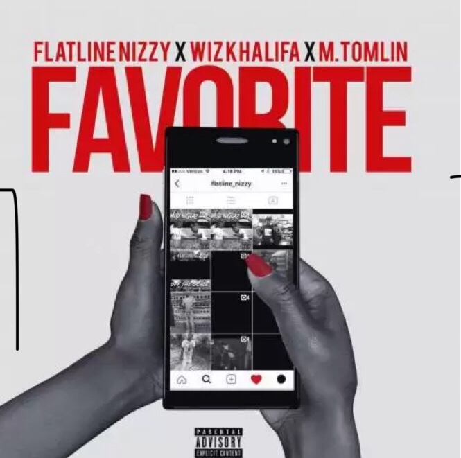 Flatline Nizzy Feat. Wiz Khalifa & M. Tomlin – Favorite mp3 download
