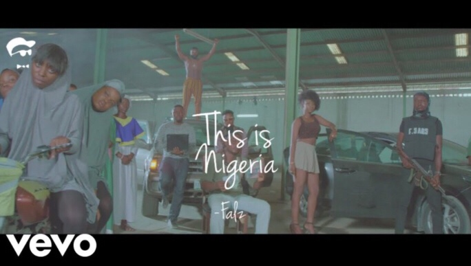 Falz - This Is Nigeria (Video)