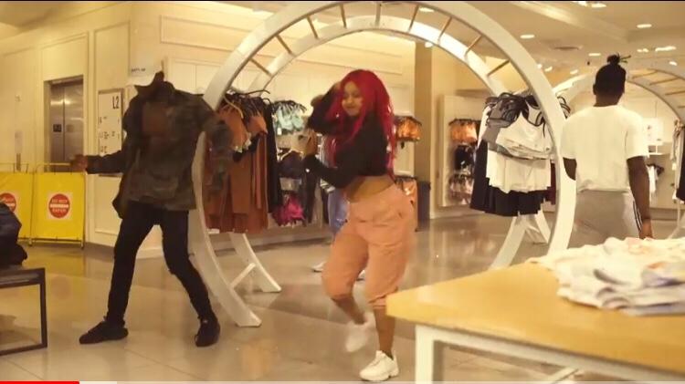 Olamide - Kana (Dance Video)