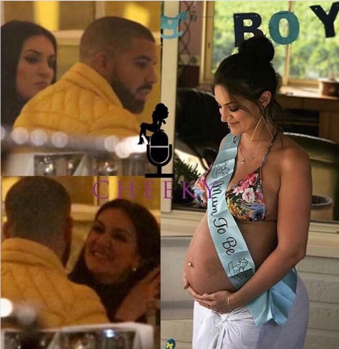 Pusha T Posts Drake's Baby Mama & Son Adonis Photos