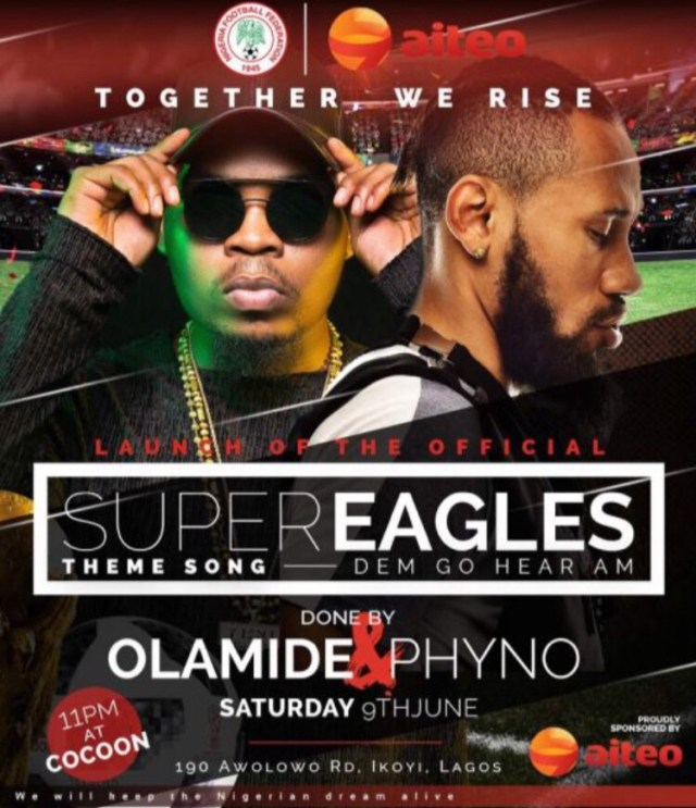 Olamide & Phyno - Road 2 Russia mp3 download