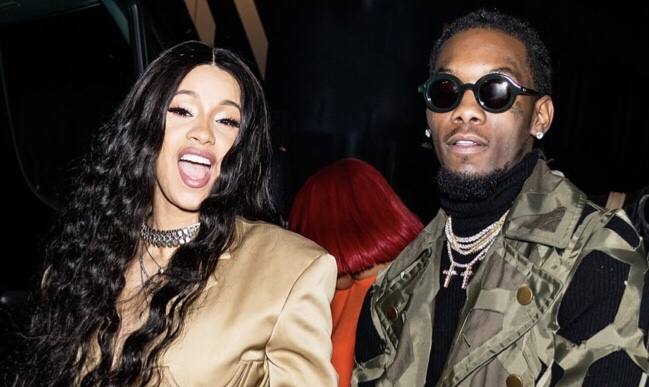 Cardi B & Offset Announce The Birth Of Their New Baby Girl Kulture Kiari Cephus