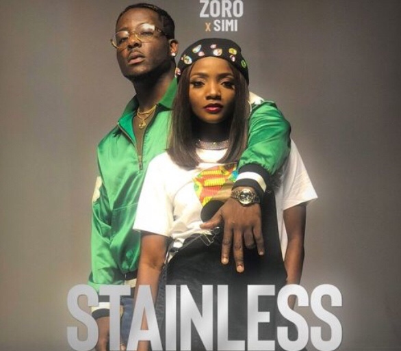 Zoro - Stainless ft. Simi mp3 download