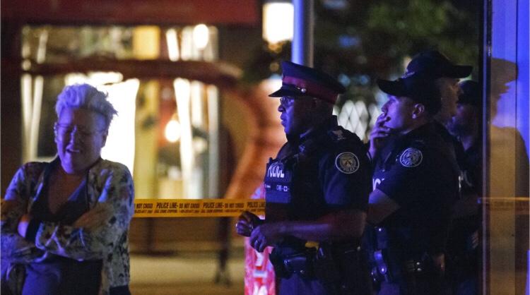 2 Killed, 12 Injured in Toronto Mass Shooting