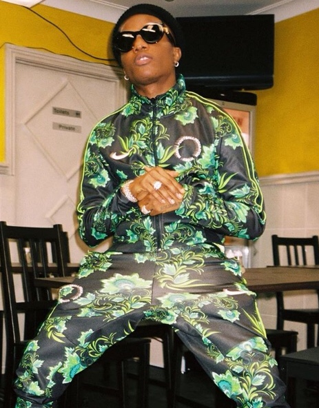 Wizkid is Africa's hottest pop star – Vogue Magazine