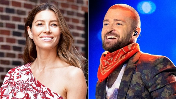 Jessica Biel Feels Like She's in a 'Wild Group of Gypsies' Traveling With Justin Timberlake As He Tours