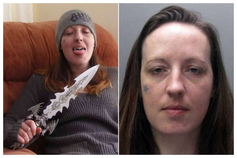 Psychopathic serial killer and lover found soaked in blood after trying to kill themselves in jail