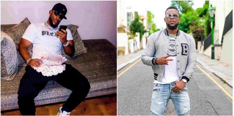 Rich Nigerian man writes on how girlfriend left him when he was broke