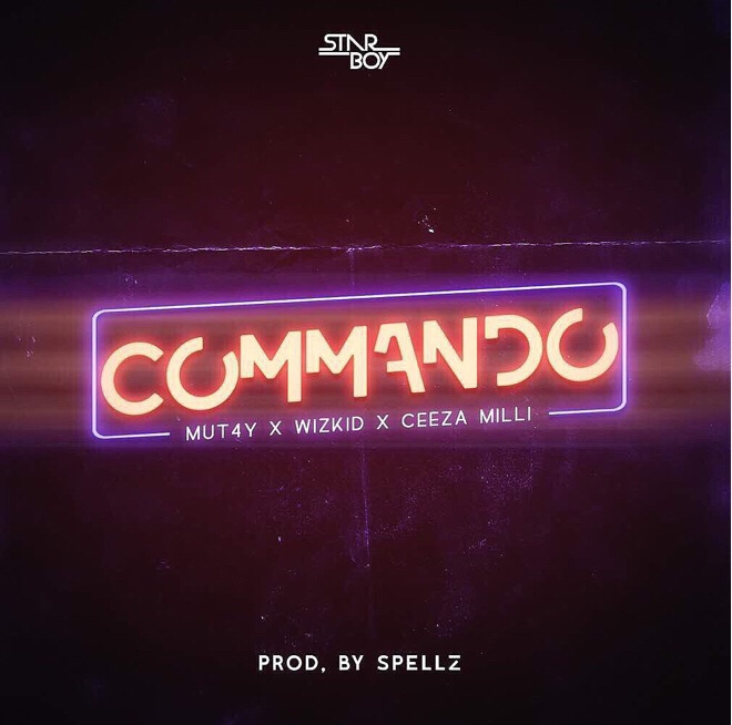 Wizkid X Ceeza Milli X Mut4y – Commando (Video)