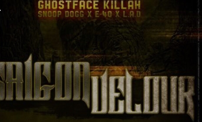 Ghostface Killer - Saigon Velour ft. Snoop Dogg, E-40, and L.A. The Darkman