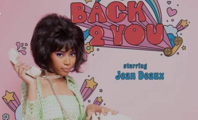 Jean Deaux - Back 2 You