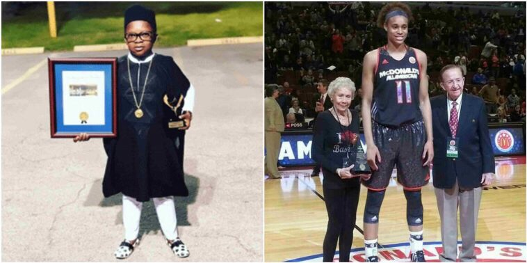 My love for basketball is strong, but my height won't let me play – Aki