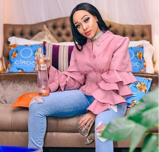 How Thando Thabethe fulfills dream in Milan