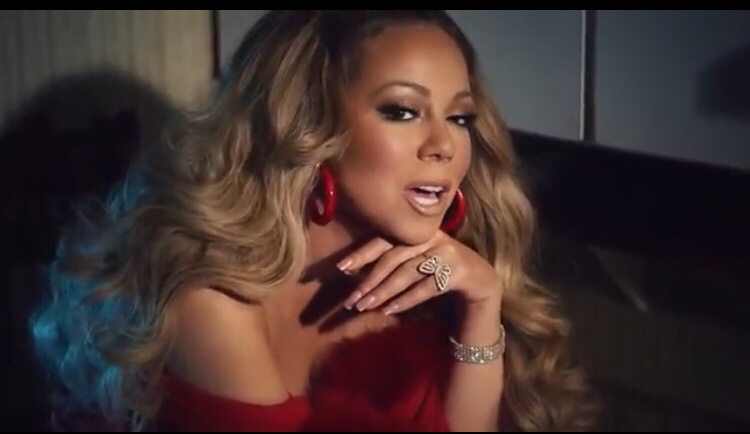 Mariah Carey - GTFO (Video)