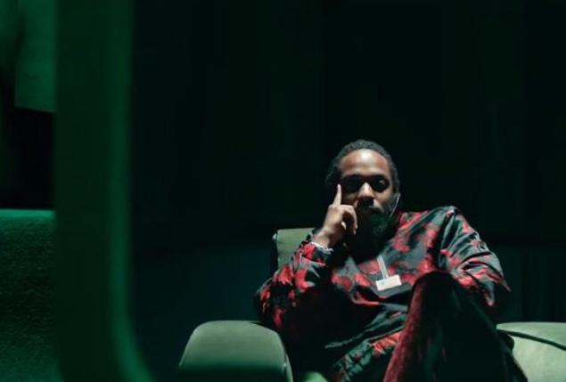 Anderson .Paak - Tints Ft. Kendrick Lamar (Video)