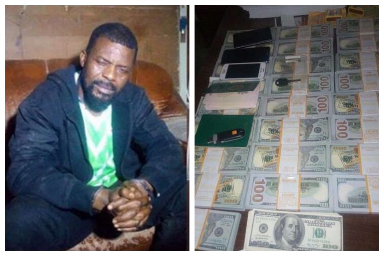 """It's for a movie"" – Nigerian man arrested with fake $251k in Kenya"