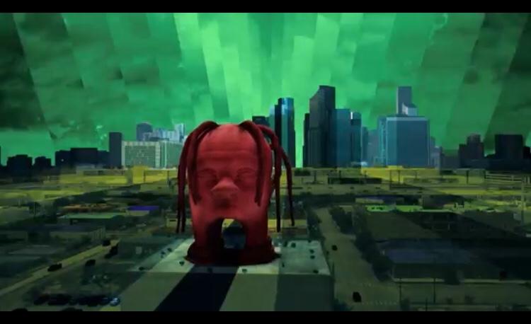 Travis Scott  ft. Drake - Sicko Mode (Video)