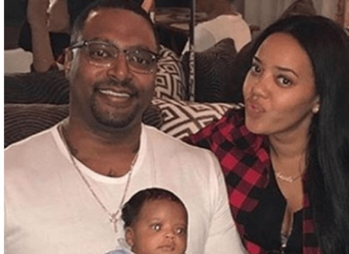 Angela Simmons Ex Fiancé and Baby Daddy Sutton Tennyson Shot And Killed In Home Robbery