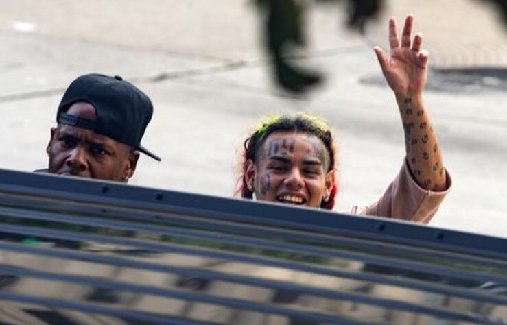 Tekashi 6ix9ine says He F**ked The Shit Out of Trippie Red's ex Ayleks