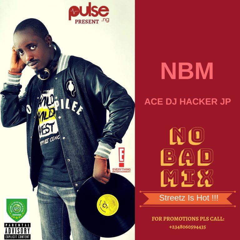 DJ Hacker JP – No Bad Mix