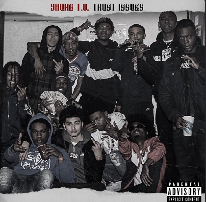 Yhung T.O - Trust Issues album download