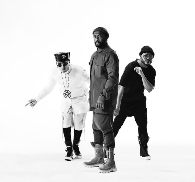 Black Eyed Peas ft. Nas - Back 2 Hiphop Video