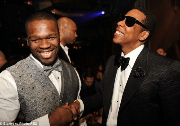 50 Cent calls Dame Dash & Nick Cannon suckers for snitching on Jay Z