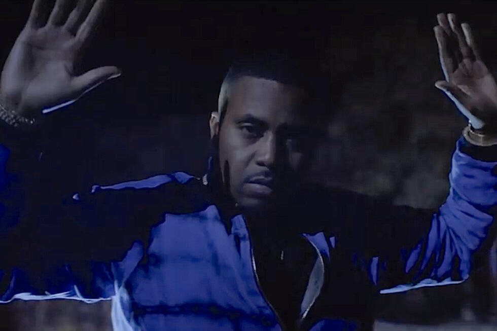 Nas - Cops Shot The Kid (Video)