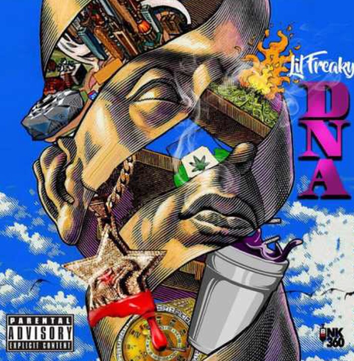 Lil Freaky - DNA album