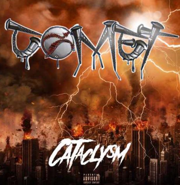 Comet Madmen - Cataclysm  (Album)