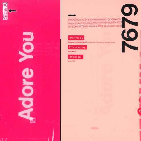 Jessie Ware - Adore You mp3