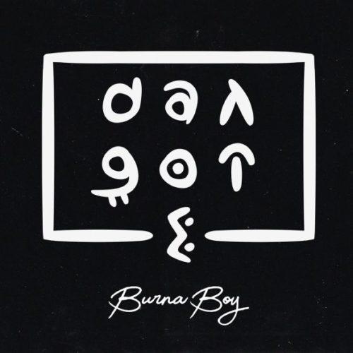 Burna Boy - Dangote (mp3 download)