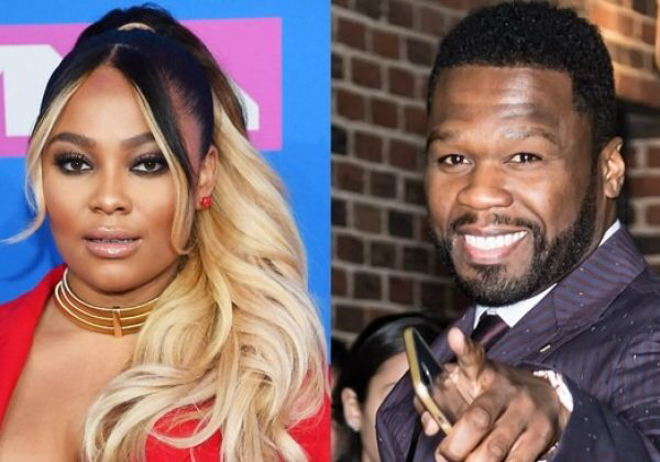 50 Cent serves Tieara Mari Legal Papers At Airport For His $30,000 She Owes Him