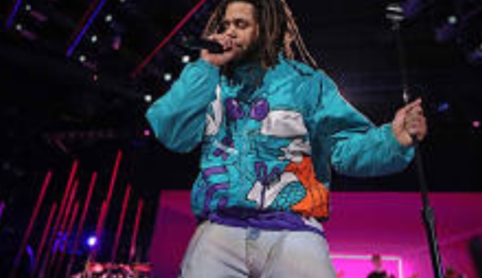 Video Of J. Cole Getting Punched In The Face