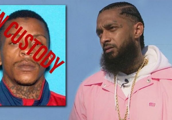 Nipsey Hussle Murder Suspect Eric Holder Charged With Murder