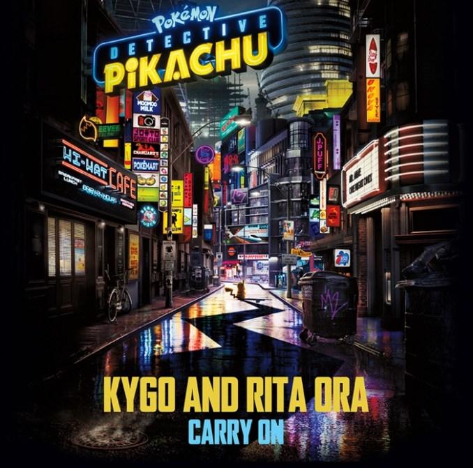 Kygo & Rita Ora - Carry On (mp3 download)