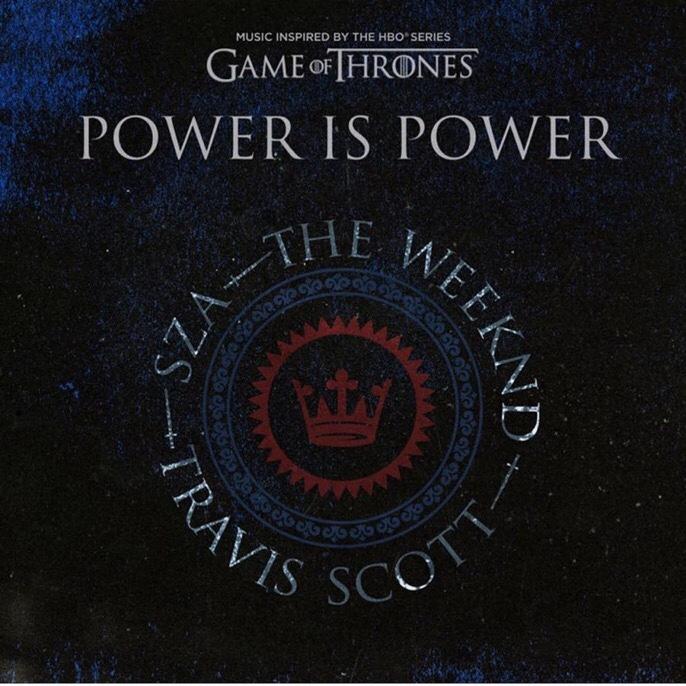 SZA, The Weeknd & Travis Scott - Power Is Power