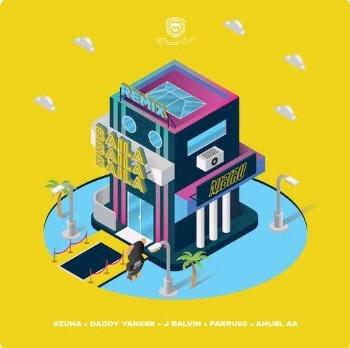 Ozuna – Baila Baila Baila (Remix) ft. J Balvin, Daddy Yankee, Farruko, Anuel AA