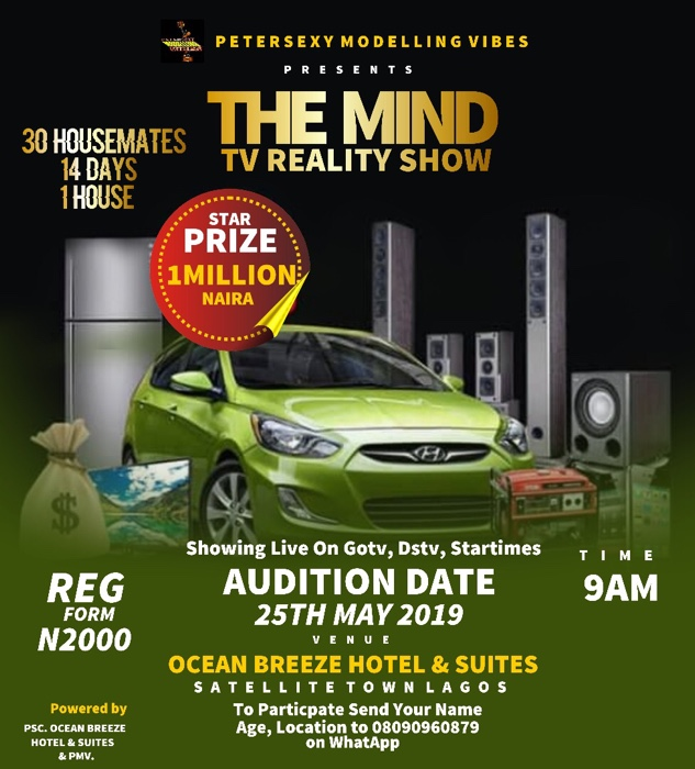 Mind Tv Reality Show