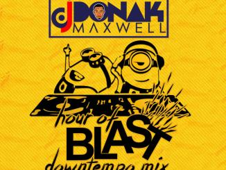DJ Donak - Hour Of Blast (DownTempo Mix)