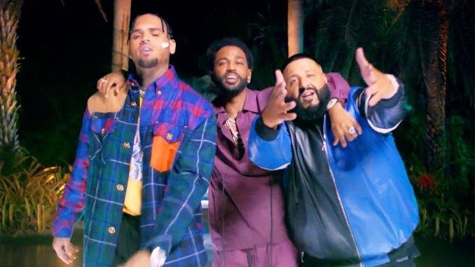 """DJ Khaled - """"Jealous"""" Ft. Lil Wayne, Chris Brown & Big Sean"""