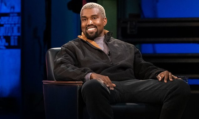 Kanye West Open Up About His Mom in Letterman Interview