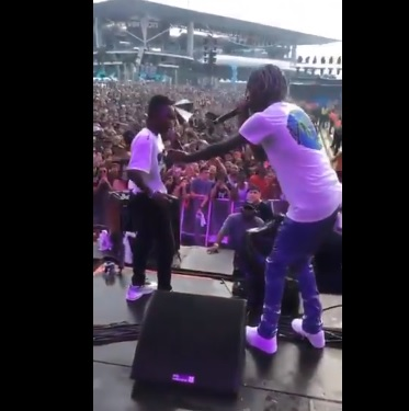 "Yung Bans and YNW Melly's Little Brother Rap ""Murder On My Mind"""