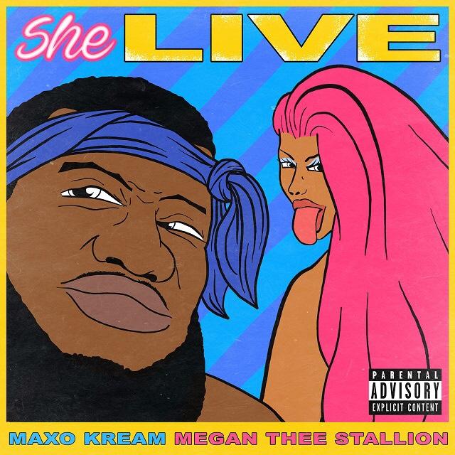 Maxo Kream - She Live Ft. Megan Thee Stallion