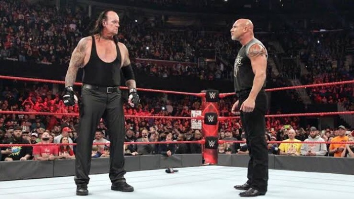 "WWE Announces Goldberg vs Undertaker For Saudi Arabia ""Super ShowDown"""