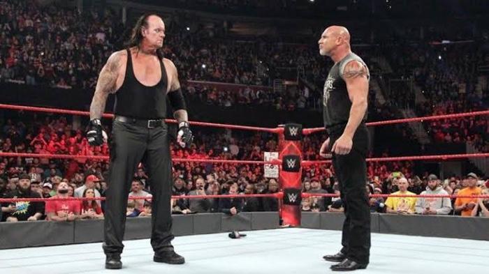 "WWE Announces Goldberg vs Undertaker For Saudi Arabia ""Super ShowDown"""